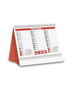 TABLE 7 - calendario da tavolo