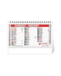 TABLE 13 - calendario da tavolo