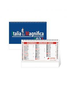 ITALIA MERAVIGLIOSA - calendario da tavolo