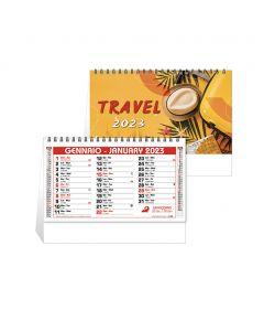 TRAVEL - calendario da tavolo a tema viaggi