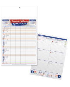 PLANNING - calendari mensili con memo