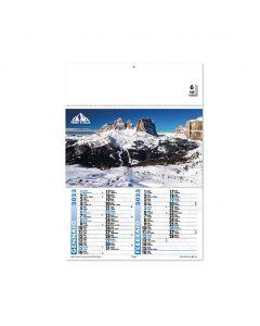MONTI D'ITALIA - calendario dei monti d'Italia