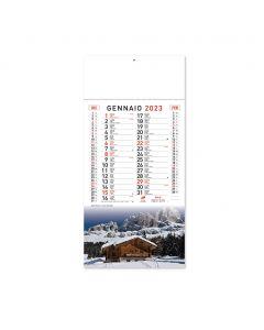 BELL'ITALIA - calendario mensile