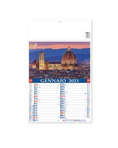 MADE IN ITALY - calendario delle città italiane