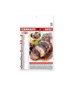BUTCHER - calendario gastronomico