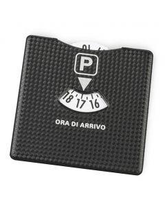 PARK DISK C - disco orario in carbonio