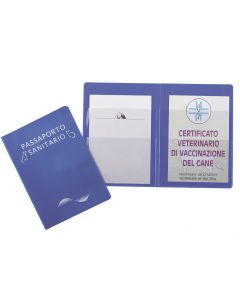 PET - porta passaporto veterinario