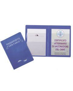 PET - porta passaporto veterinario