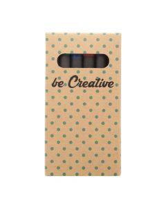 CRAXON 6 ECO - set 6 pastelli personalizzabili