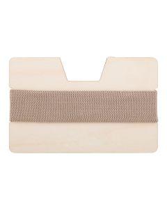 WOOCARD - porta carte di credito in legno