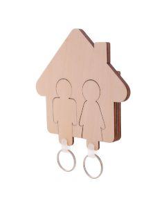 HOMEY - portachiavi da parete