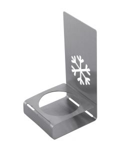 TYLLDALEN - porta candele, fiocco di neve