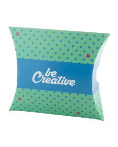 CREABOX PILLOW S - scatola bomboniera