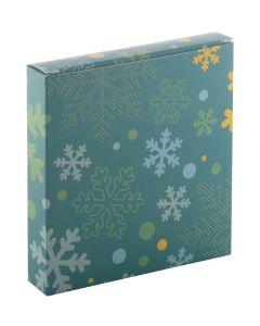CREABOX SNACK PLATE B - scatola personalizzabile