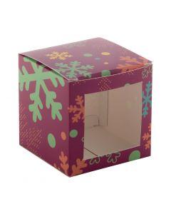 CREABOX ORNAMENT A - scatola personalizzabile