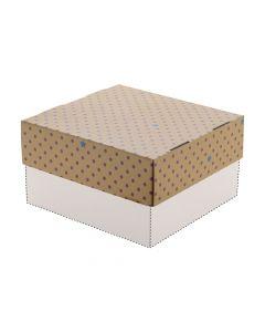 CREABOX GIFT BOX A - coperchio personalizzabile