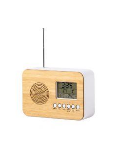 TULAX -  orologio e radio da tavolo