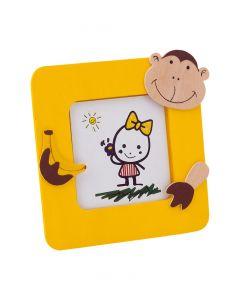HANNA - cornice portafoto scimmia