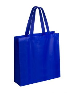 NATIA - borsa shopper in tnt laminato