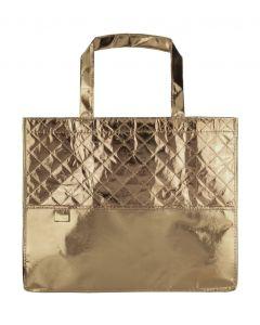 MISON - borsa shopper con tasca frontale e portapenne