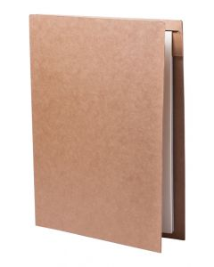 BLOGUER - cartella porta documenti in carta riciclata