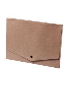DAMANY - cartella documenti con bottoncino
