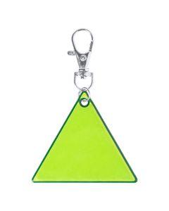 KOREFLEC - portachiavi riflettente triangolo
