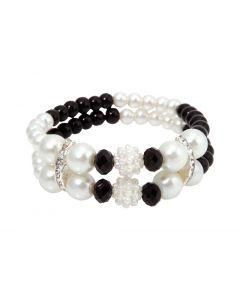 DEINA - bracciale di perle