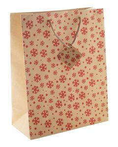MAJAMAKI L - borsa natalizia, misura large