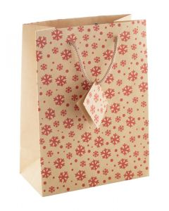 MAJAMAKI S - borsa natalizia, misura small
