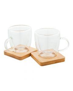 MOCABOO - set tazzine caffè espresso