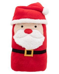 HUGGER - coperta natalizia in pile