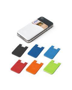 SHELLEY - Porta biglietti da visita per smartphone