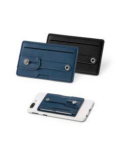 FRANCK - Porta tessere per cellulare con blocco RFID