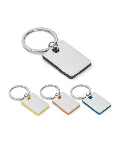BECKET - Portachiavi in metallo e ABS