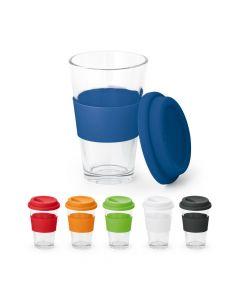 BARTY - Bicchiere da viaggio da 330 ml