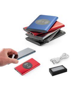 CASSINI - Batteria portatile e caricatore wireless