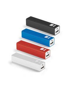 HEVESY - Batteria portatile 2'200 mAh