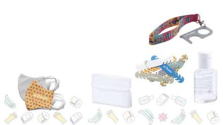 gadget promozionali personalizzati in igiene e prevenzione