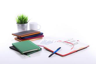 Taccuini e quaderni come gadget personalizzati aziendali